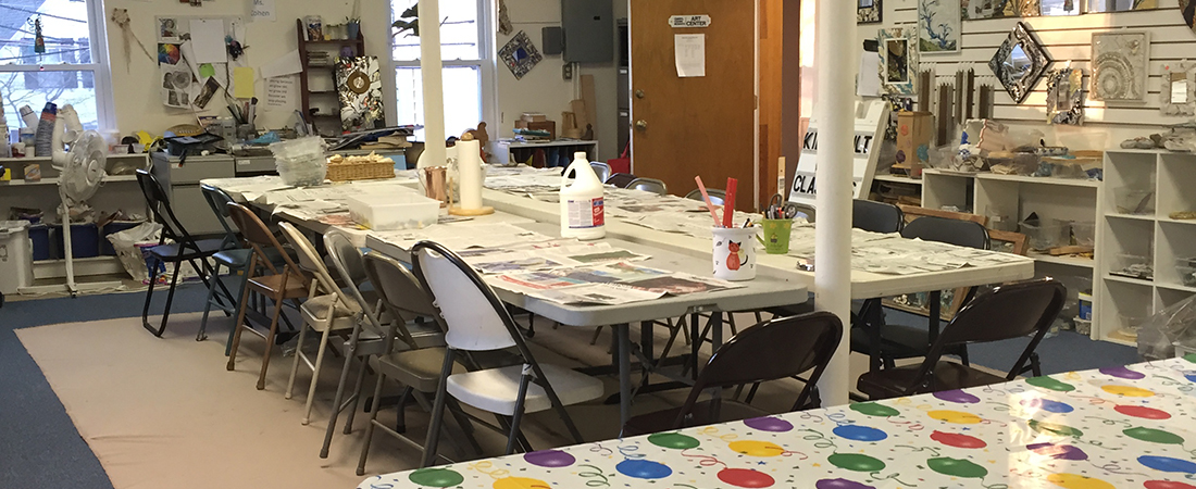 Mosaic Art Birthday Parties