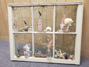 window resin class cups bottles